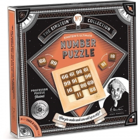 Einstein Collection: Einstein Number Puzzle