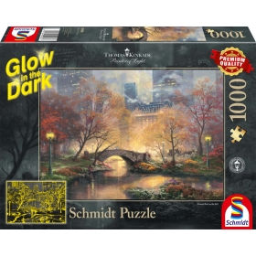 """Pusle """"Autumn in Central Park, Glow in the Dark"""" 1000 tk"""