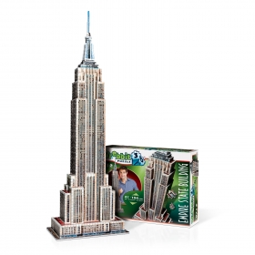 "3D Pusle ""EMPIRE STATE BUILDING"""
