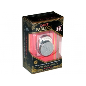 Valuvigur: Cast Padlock