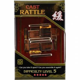 Valuvigur: Cast Rattle