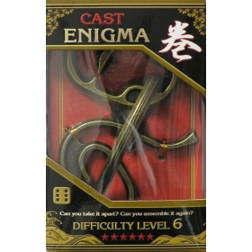 Valuvigur: Cast Enigma