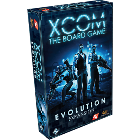 XCOM Board Game - Evolution