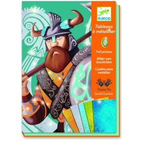 Foil pictures - Vikings