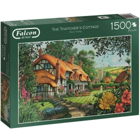 "Pusle ""The Thatcher's Cottage"", 1500 tk"