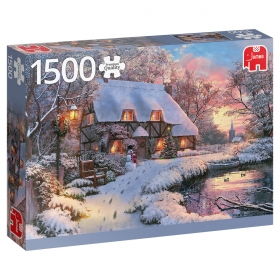 "Pusle ""Winter Cottage"", 1500 tk"
