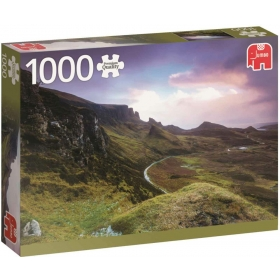"Pusle ""Trotternish Ridge Scotland"", 1000 tk"