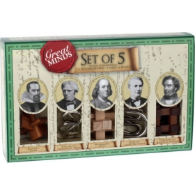 Great Minds: Set of 5