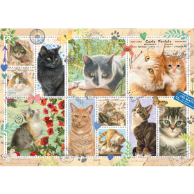 "Pusle ""Cat Stamps"" 1000 tk"