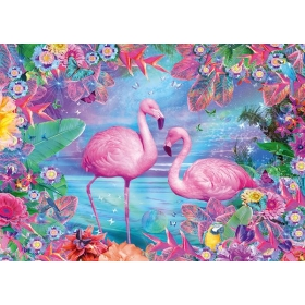 Flamingos, 500 pcs