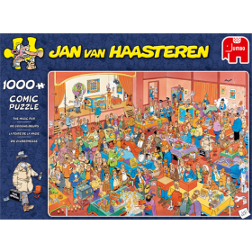 "Pusle ""Jan van Haasteren – Magic Fair"" 1000 tk"