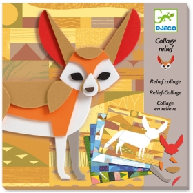 For older children - Collages - Into the
