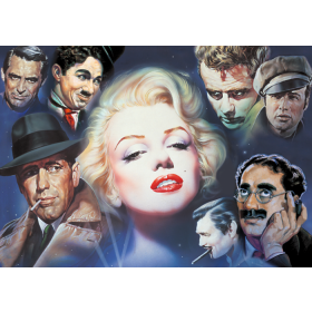 Pusle: Marilyn Monroe and Friends, 1000