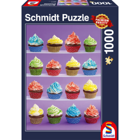 Pusle Cupcakes Delight, 1000