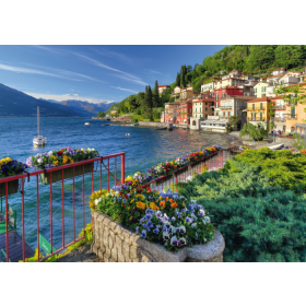 The Shores of Lake Como