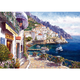 Pusle Afternoon in Amalfi, 2000