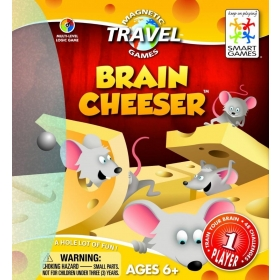 Magnetic Travel - Brain Cheeser
