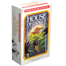 Choose Your Own Adv House of Danger
