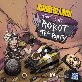 Borderlands Tiny Tinas Robot Tea Party