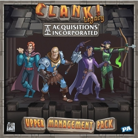Clank! Upper Management Leg Acquisitions