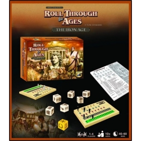 Roll Through The Ages Iron Age