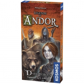 Legends of Andor - Dark Heroes