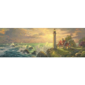"Pusle ""Lighthouse Seascape"" 1000 tk"