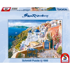 "Pusle ""View from Santorin"" 1000tk"