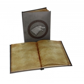 Game of Thrones notebook