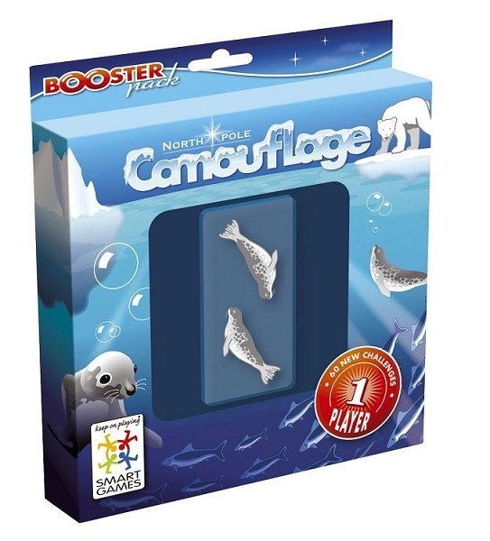 Camouflage booster pack