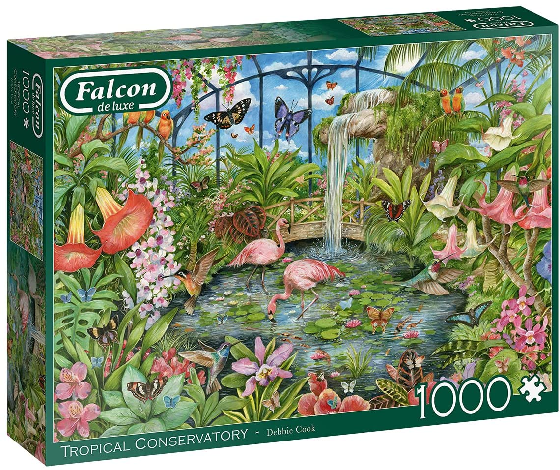 """Pusle """"Tropical Conservatory"""" 1000 tk"""