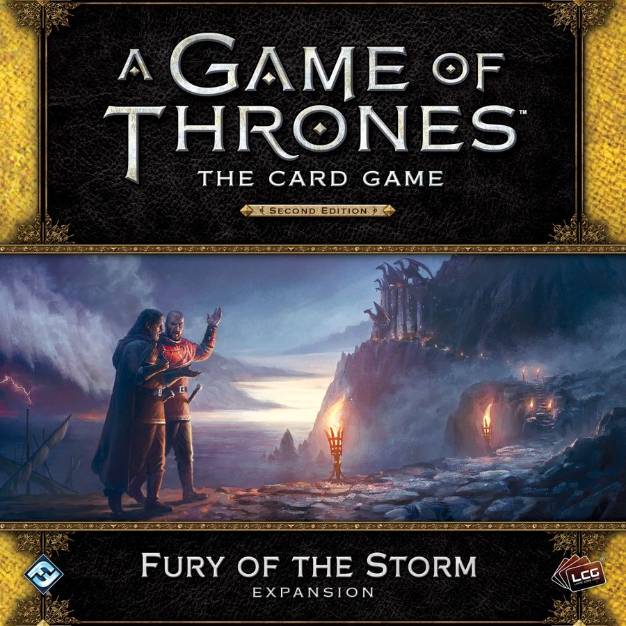 A Game of Thrones: The Card Game - Fury of the Storm