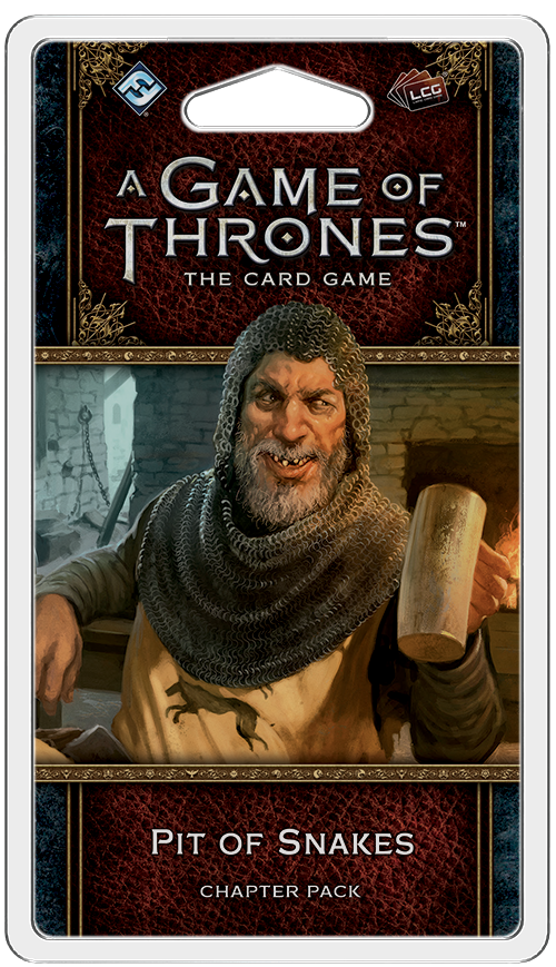 A Game of Thrones: The Card Game - Pit of Snakes